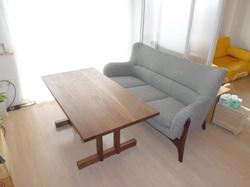カフェテーブル&ソファー